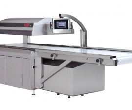 Machines for the packaging industry