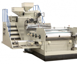 Stretch film making machines, 1000mm width