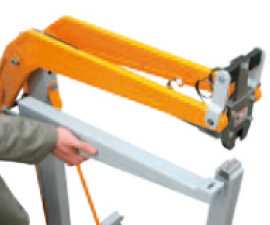 Bottom-binding staplers (pneumatic/mechanic)