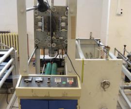 Sáčkovací stroj na výrobů sáčků se zipem ALS-Z