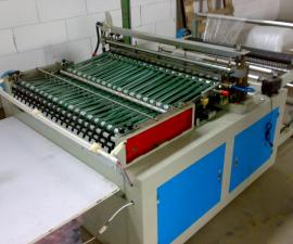 Sáčkovací stroj na výrobů sáčků z bublinkové fólie ALS-B