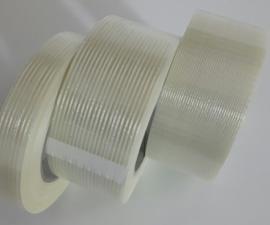 Samolepící PP pásky zesílené vlákny