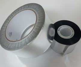Hliníkové a pokovené samolepící pásky