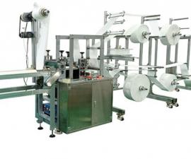 Stroje na výrobu respirátorov