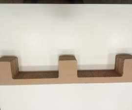 Nalepovací paletové nožky pod krabice - typ 1