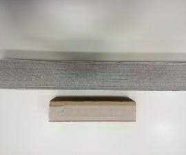 Nalepovací paletové nožky pod krabice - typ 2