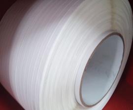 Lepiaca páska pre výrobu sáčkov - opakované uzaváranie - antištatická